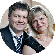 Петр и Тамара Дудник