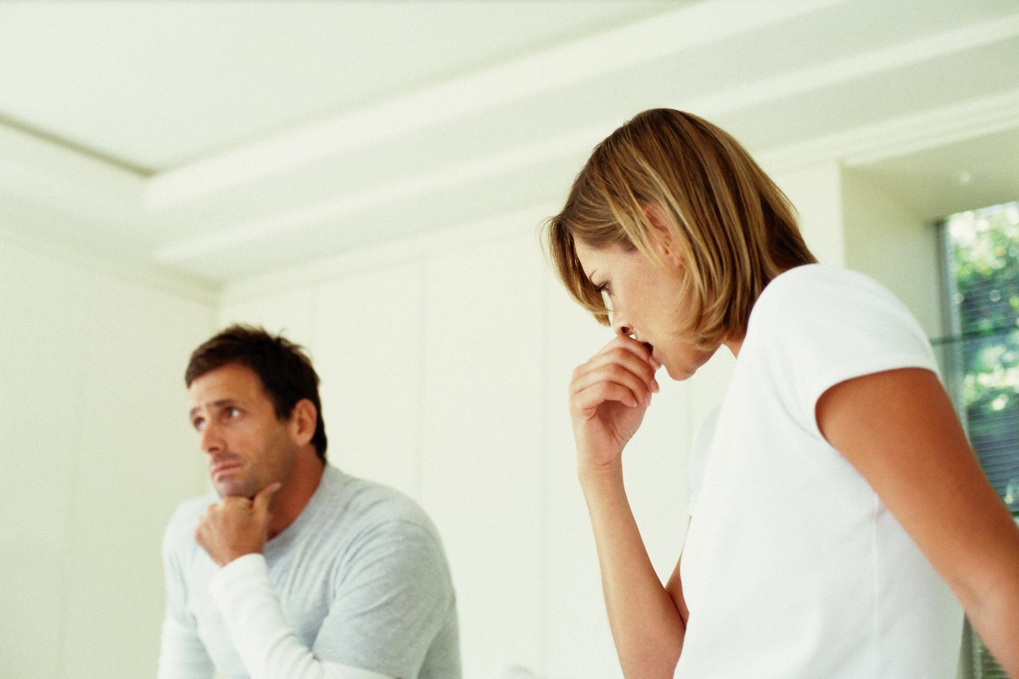 Как сделать чтоб муж ушёл из семьи